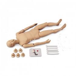 Simulaids Tam Boy Yetişkin CPR Mankeni - Thumbnail